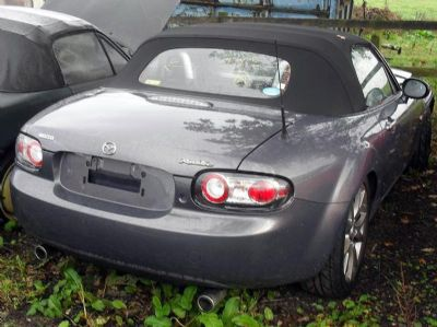 Mazda MX-5 & Eunos Roadster Body panels and parts